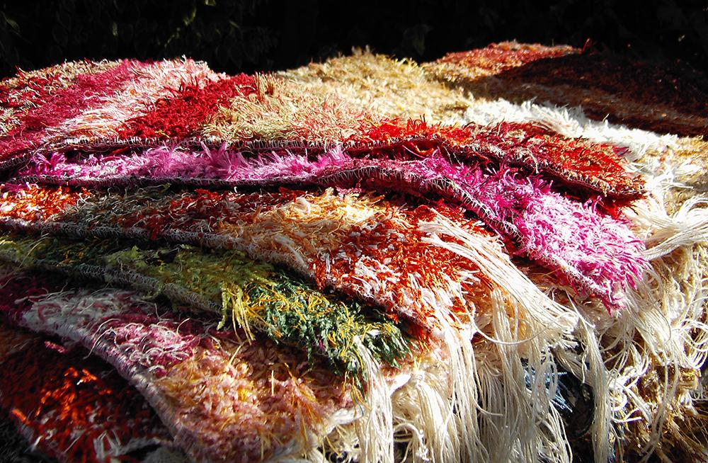 Handmade Andalucian Rugs